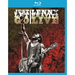 Lenny Kravitz - Just Let Go Live - Blu-ray