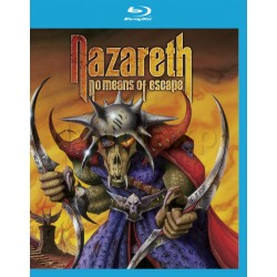 Nazareth - No Means Of Escape - Blu-ray