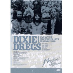 Dixie Dregs - Live At Montreux 1978 - DVD