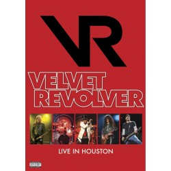 Velvet Revolver - Live In Houston - DVD