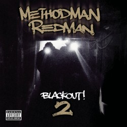 Method Man / Redman - Blackout 2 - CD