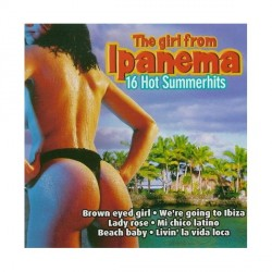 V/A 16 Hot Summerhits - The Girl From Ipanema - CD