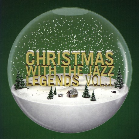 V/A - Christmas With The Jazz Legends vol.1 - CD