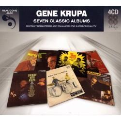 Gene Krupa - Seven Classics Albums - 4CD digipack