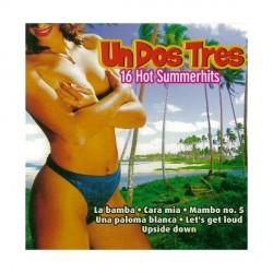 V/A 16 Hot Summerhits - Un Dos Tres - CD