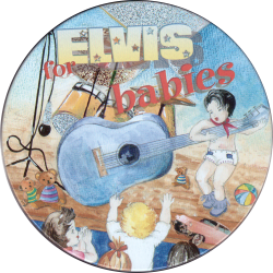 V/A - Elvis For Babies - CD