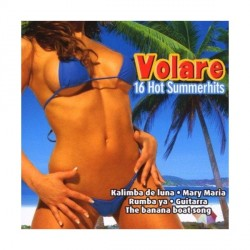 V/A 16 Hot Summerhits - Volare - CD