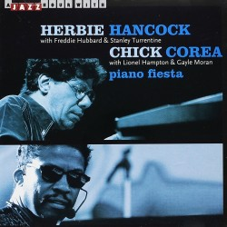 Herbie Hancock / Chick Corea - Piano Fiesta - CD