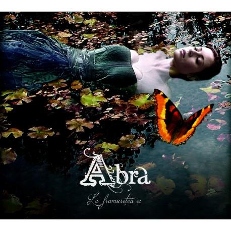 ABRA - La frumuseţea ei - Editie limitata CD digipack