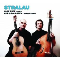 Olaf Rupp / Chris Dahlgren - Stralau (limited edition) - CD Digipack