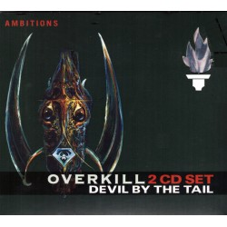 Overkill - Devil By The Tail - 2CD digipack