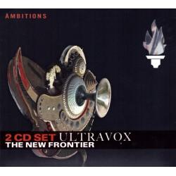 Ultravox - New Frontier - 2CD digipack