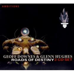Geoff Downes & Glenn Hughes - Roads Of Destiny - 2CD digipack