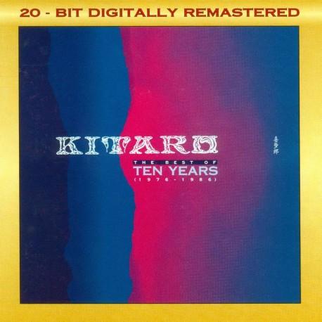 Kitaro - Best Of Ten Years - 2CD