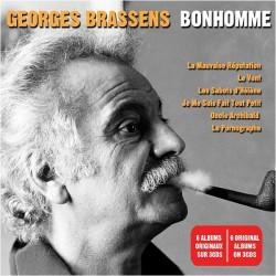 Georges Brassens - Bonhomme - 3CD Digipack