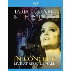 Tarja Turunen - In Concert - Live At Sibelius Hall - 2 Blu-ray
