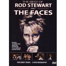 Rod Stewart & The Faces - Best Of - DVD