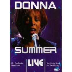 Donna Summer - Live - DVD