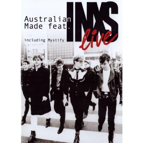 Inxs - Australian Made Live - DVD