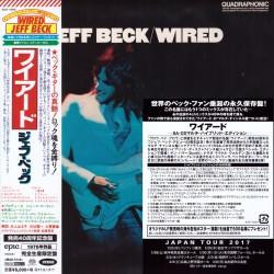 Jeff Beck - Wired - Japan Hybrid SACD vinyl replica