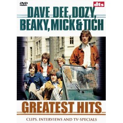 Dave Dee, Dozy, Beaky, Mick & Tich - Greatest Hits - DVD