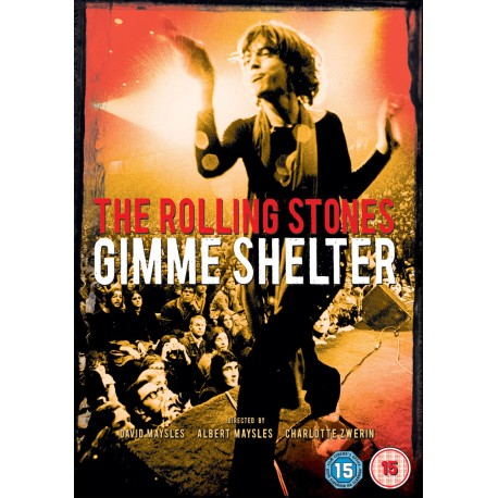 Rolling Stones - Gimme Shelter - DVD