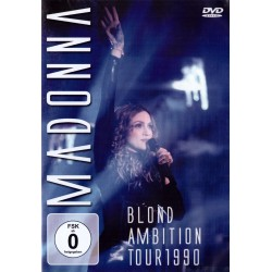 Madonna - Blond Ambition Tour 1990 - DVD