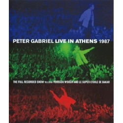 Peter Gabriel - Live In Athens 1987 - DVD