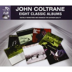 John Coltrane - 8 Classic Albums Vol. 1 - 4CD digipack