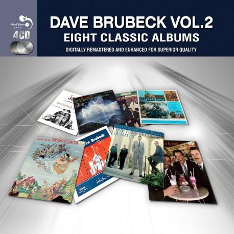 Dave Brubeck - 8 Classic Albums Vol.2 - 4 CD