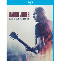 Danko Jones - Live At Wacken - Blu-ray + CD