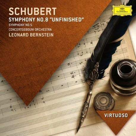 Franz Schubert - Symphonies No.5 & 8 - CD