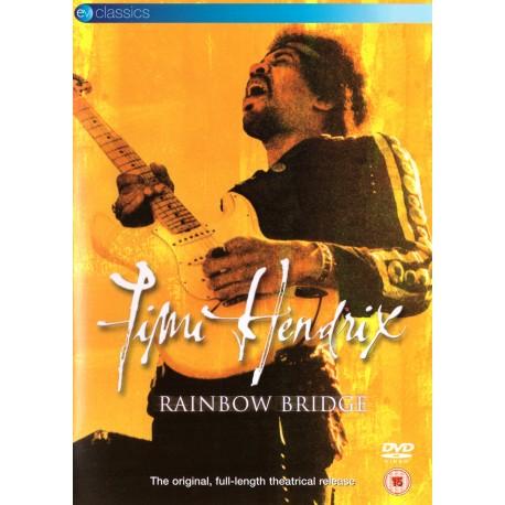 Jimi Hendrix - Rainbow Bridge - DVD