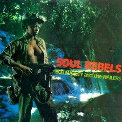 Bob Marley & The Wailers - Soul Rebels - CD