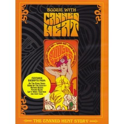 Canned Heat - Boogie With Canned Heat - DVD