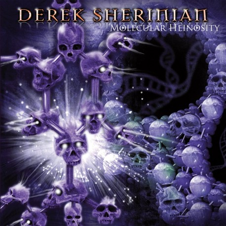 Derek Sherinian - Molecular Heinosity - CD