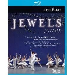 Gabriel Fauré / Igor Stravinsky / Piotr Tchaikovsky - Jewels Joyaux - Blu-ray