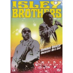 Isley Brothers - Summer Breeze-Greatest Hits Live- DVD