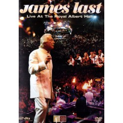 James Last - Live At The Royal Albert Hall- DVD