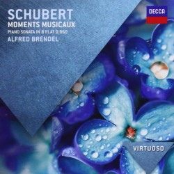 Franz Schubert - Moments Musicaux/Piano Sonata - CD
