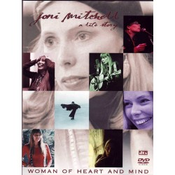 Joni Mitchell - Woman Of Heart & Mind- DVD