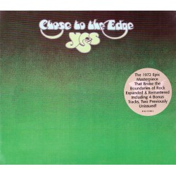 Yes - Close To the Edge - CD Digipack