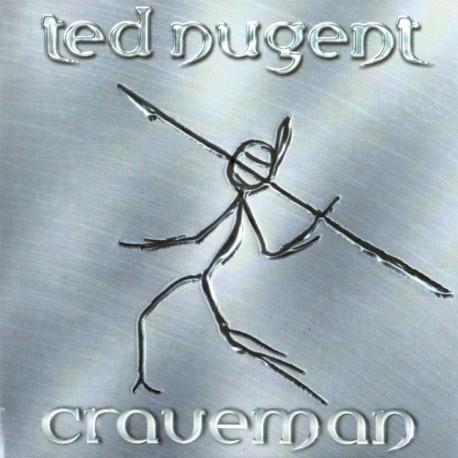 Ted Nugent - Graveman - CD