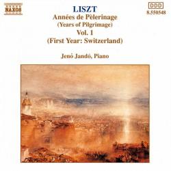 Franz Liszt - Annees De Pelerinage - CD