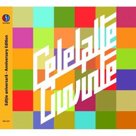 Celelalte Cuvinte - I - Editie limitata CD digipack