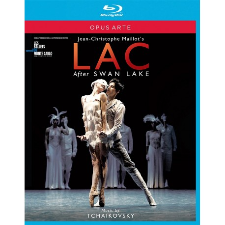 Pyotr Ilyich Tchaikovsky - LAC / After Swan Lake - Blu-ray