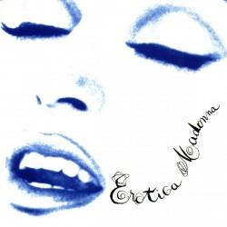 Madonna - Erotica (Clean Version) - CD