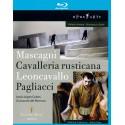 Pietro Mascagni / Ruggero Leoncavallo - Cavalleria Rusticana / I Pagliacci - Blu-ray