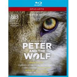 Serghei Prokofiev - Peter & The Wolf - Blu-ray