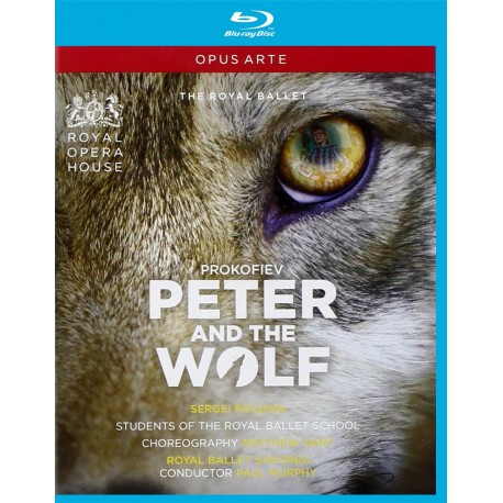 Serghey Prokofiev - Peter & The Wolf - Blu-ray